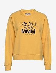 Wood Wood - Jerri sweatshirt - sweatshirts - yellow - 0