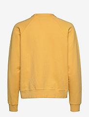 Wood Wood - Jerri sweatshirt - sweatshirts - yellow - 1