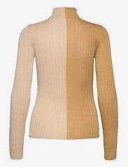 Wood Wood - Jona turtleneck - turtlenecks - khaki - 1