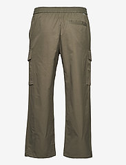 Wood Wood - Halsey tech trousers - cargobukser - dusty green - 1