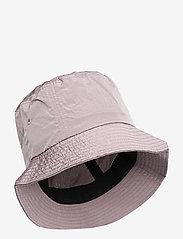Nylon bucket hat - LILAC