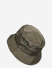 Wood Wood - Nylon bucket hat - bonnets & casquettes - olive - 1