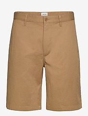 Jonathan light twill shorts - KHAKI