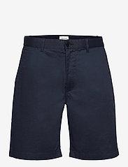 Jonathan light twill shorts - NAVY