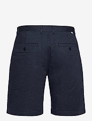 Wood Wood - Jonathan light twill shorts - chino's shorts - navy - 1