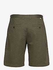 Wood Wood - Jonathan light twill shorts - chino's shorts - olive - 1