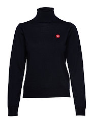 Bea turtleneck - NAVY