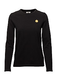 Moa long sleeve - BLACK