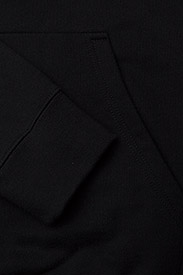 Wood Wood - Jenn hoodie - hættetrøjer - black - 3