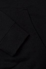 Wood Wood - Jenn hoodie - bluzy z kapturem - black - 3