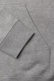 Wood Wood - Jenn hoodie - hettegensere - grey melange - 3