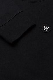 Wood Wood - Jess sweatshirt - sweatshirts - black - 2