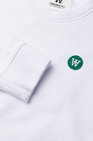 Wood Wood - Jess sweatshirt - sweatshirts - bright white - 2
