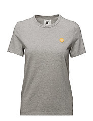 Uma T-shirt - GREY MELANGE