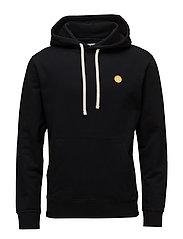 Ian hoodie - BLACK
