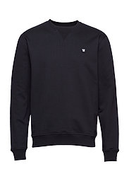 Tye sweatshirt - BLACK