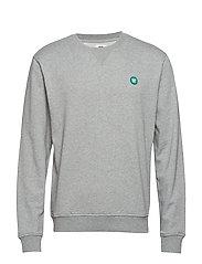 Tye sweatshirt - GREY MELANGE