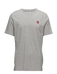 Ace T-shirt - GREY MELANGE