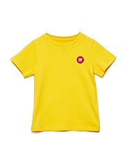 Ola kids T-shirt - YELLOW