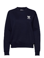 Jess sweatshirt - NAVY