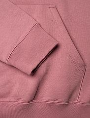 Wood Wood - Jenn hoodie - sweatshirts & hættetrøjer - rose - 4