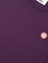 Wood Wood - Uma T-shirt - t-shirts basiques - aubergine - 2
