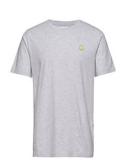 Ace T-shirt - LIGHT GREY MELANGE