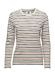 Moa long sleeve - MULTI STRIPE