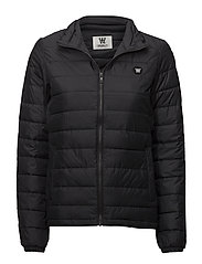 Alba jacket - BLACK
