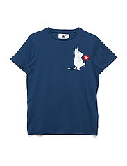 Ola kids T-shirt - NAVY