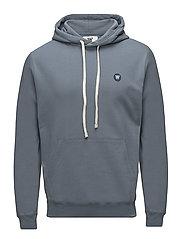 Ian hoodie - DUSTY BLUE