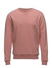 Tye sweatshirt - DARK ROSE