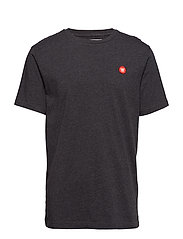 Ace T-shirt - DARK GREY MELANGE