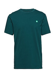 Ace T-shirt - PINE GREEN