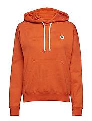 Jenn hoodie - ORANGE