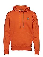 Ian hoodie - ORANGE