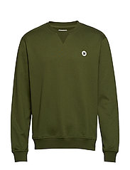 Tye sweatshirt - ARMY GREEN