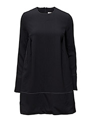 Kathleen dress - DARKNAVY