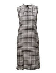 Thelma dress - NAVYCHECK