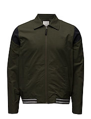 Charles jacket - DARKGREEN