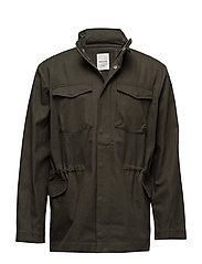 Gaston jacket - DARKGREEN