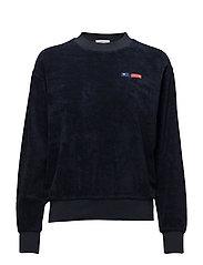 Tara sweatshirt - NAVY