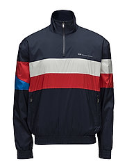 Holborn jacket - NAVY STRIPES