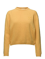 Caitlin sweater - YELLOW