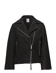Lucia jacket - BLACK
