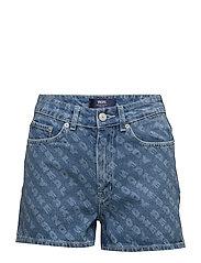 Oda shorts - VINTAGE AOP