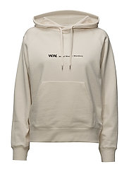 Penelope hoodie - OFF-WHITE