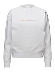 Flora sweatshirt - BRIGHT WHITE