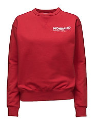 Flora sweatshirt - RED
