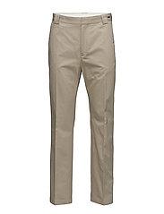 Alwin trousers - BEIGE
